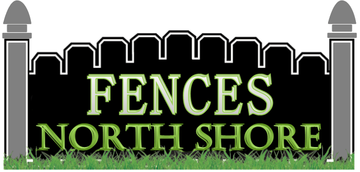 Fences North Shore Logo Grey
